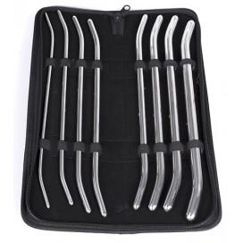 Kiotos Pack de 8 Tiges pour urètre 29cm - 4.5 à 14.5mm