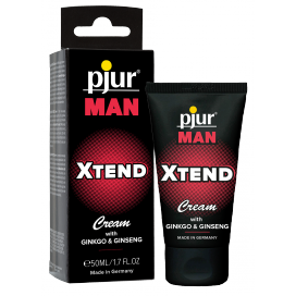 Pjur Xtend Cream Penis Erect 50mL