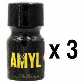 Poppers AMYL 10mL x3