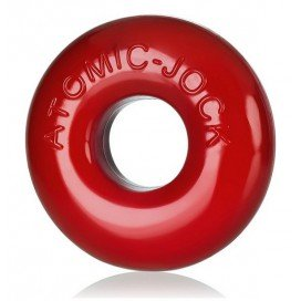 Cockring Do-nut 20mm Rouge