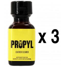 Poppers PROPYL 24mL x3