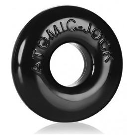 Oxballs Cockring Do-Nut Large 20mm Noir