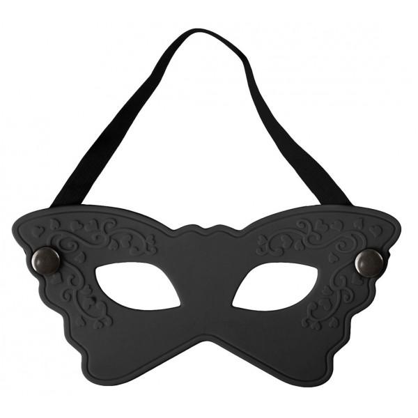 Masque en silicone Noir