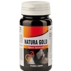 Natura Gold Massive Sperm Optimizer 60 gélules
