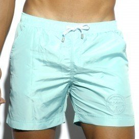 ES Collection Short de bain Long Cesar Bleu