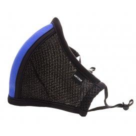 Barcode Berlin Mask Masque Filtrant D12 LIEUTENANT SKYLE Noir et Bleu