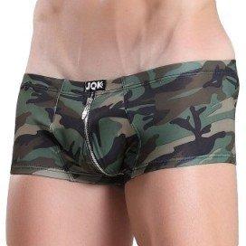 Boxer Zip Army