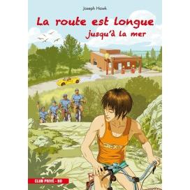 H&O Editions La route est longue jusqu'à la mer