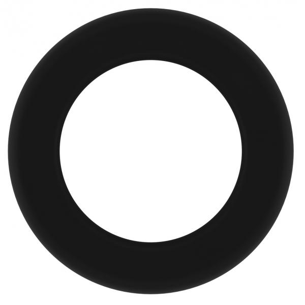 Cockring Round Flex Sono N°39 - 35mm Noir