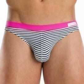 Narrow Mini Brief Rose