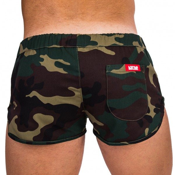 Barcode Berlin Gym Short Gibson