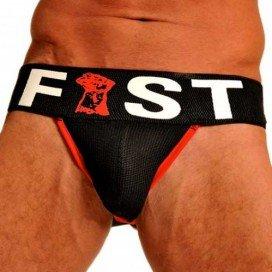Jockstrap Fist logo