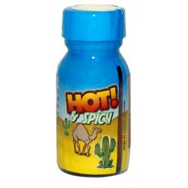 Poppers Hot & Spicy