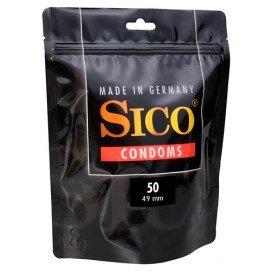 Sico Préservatifs Sico 49mm x50