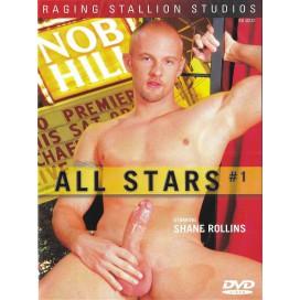 All Stars 1 Shane Rollins DVD