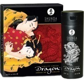 Shunga SHUNGA Crème de virilité Dragon 60mL