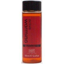 HOT Huile de massage Chauffante Warming 100mL