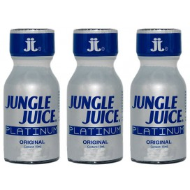 Jungle Juice Jungle Juice Platinum 15ml x3