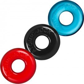 Oxballs Pack de 3 mini cockrings Oxballs
