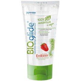 Joy division Lubrifiant Bio Arome fraise 80mL