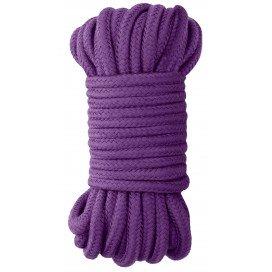 Ouch! Corde pour Bondage Violette 10m