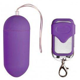 EasyToys Mini Vibe Collection Oeuf Vibrant Secret Control violet - 7.6 x 3.4 cm