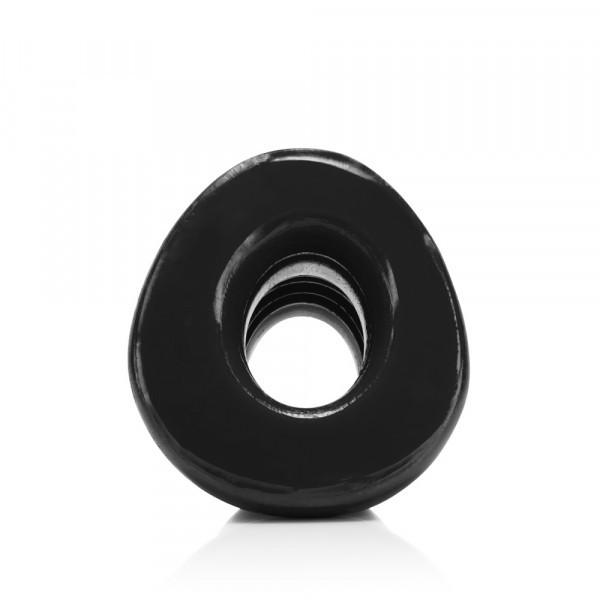 Plug Tunnel Pig-Hole Noir Large - 9 x 7 cm
