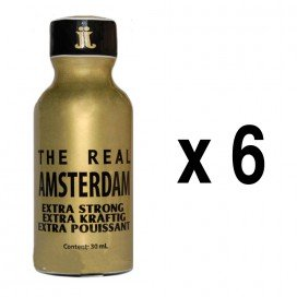 Jungle Juice Real Amsterdam 30mL x6