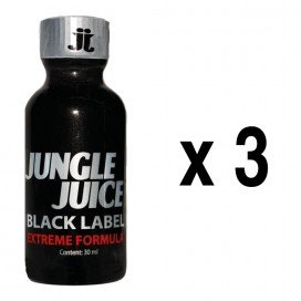 Jungle Juice Jungle Juice Black Label 30mL x3
