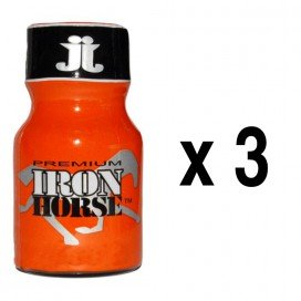 Push Poppers Iron Horse 10mL x3