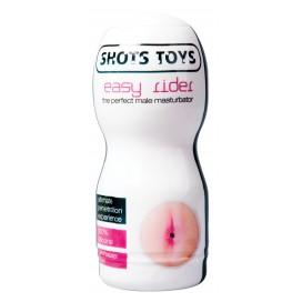 Shots Toys Masturbateur Easy Rider Cul