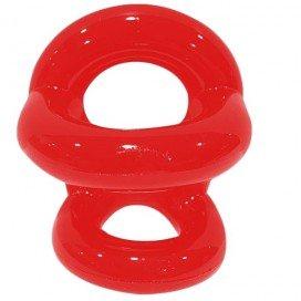 Ballstretcher Fucker Ring Rouge