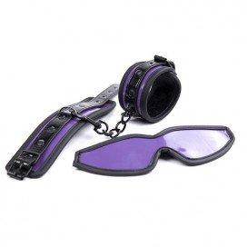 Wrapping Cuffs & Blindfold Bondage Kit