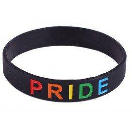 Bracelet Silicone PRIDE Rainbow