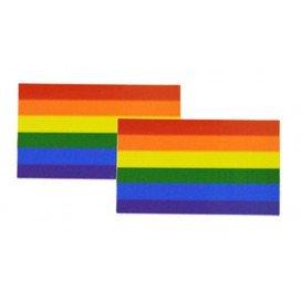 Rouleau d'autocollants Rainbow