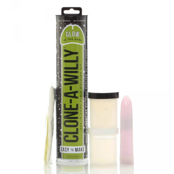 Kit Clone A Willy Fluorescent et Vibrant