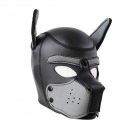 FUKR Cagoule néoprène pour puppy Gris