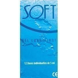 Soft Dosette Lubrifiant 5mL x12