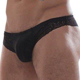GBGB Slip Raffy Lace Noir