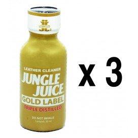 Locker Room Jungle Juice Gold Label 30ml x3