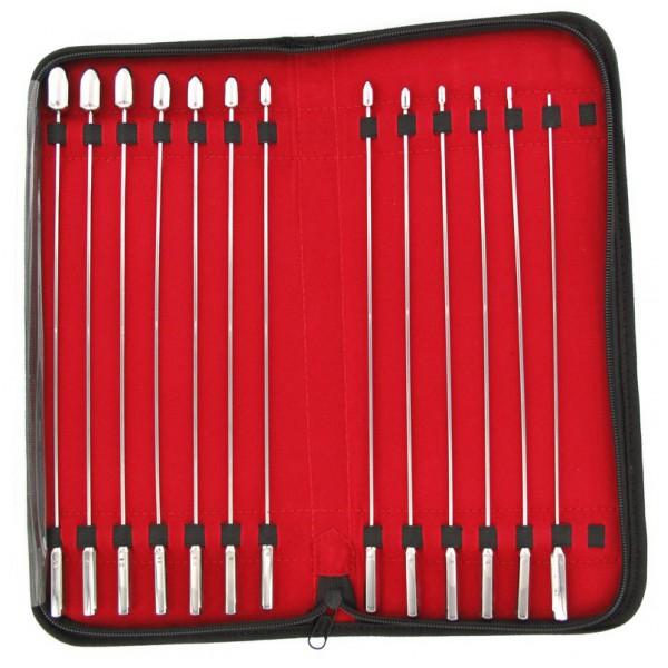Kit de 13 Tiges pour urètre - 2 à 14mm