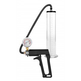 "Pumped Ultra-Premium Pump 9"" - Transparent"
