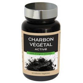 Nutri Expert Charbon Végétal Activé 60 Gélules