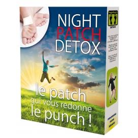 Nutri Expert Night Patch Detox 10 Patchs