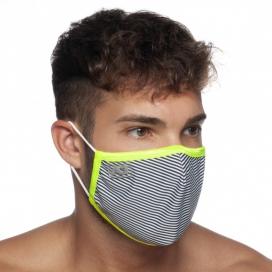 Addicted Masque alternatif THIN STRIPES