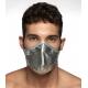 Masque en tissu Party Argent