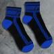 Chaussettes courtes FETISH ANKLE Bleu