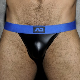 Jockstrap Fetish Rub Bleu