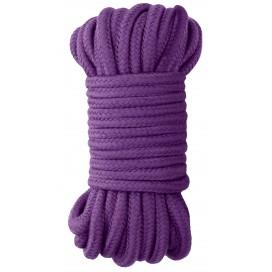 Corde pour Bondage Violette 10m