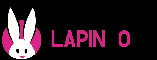 MON LAPIN ROSE